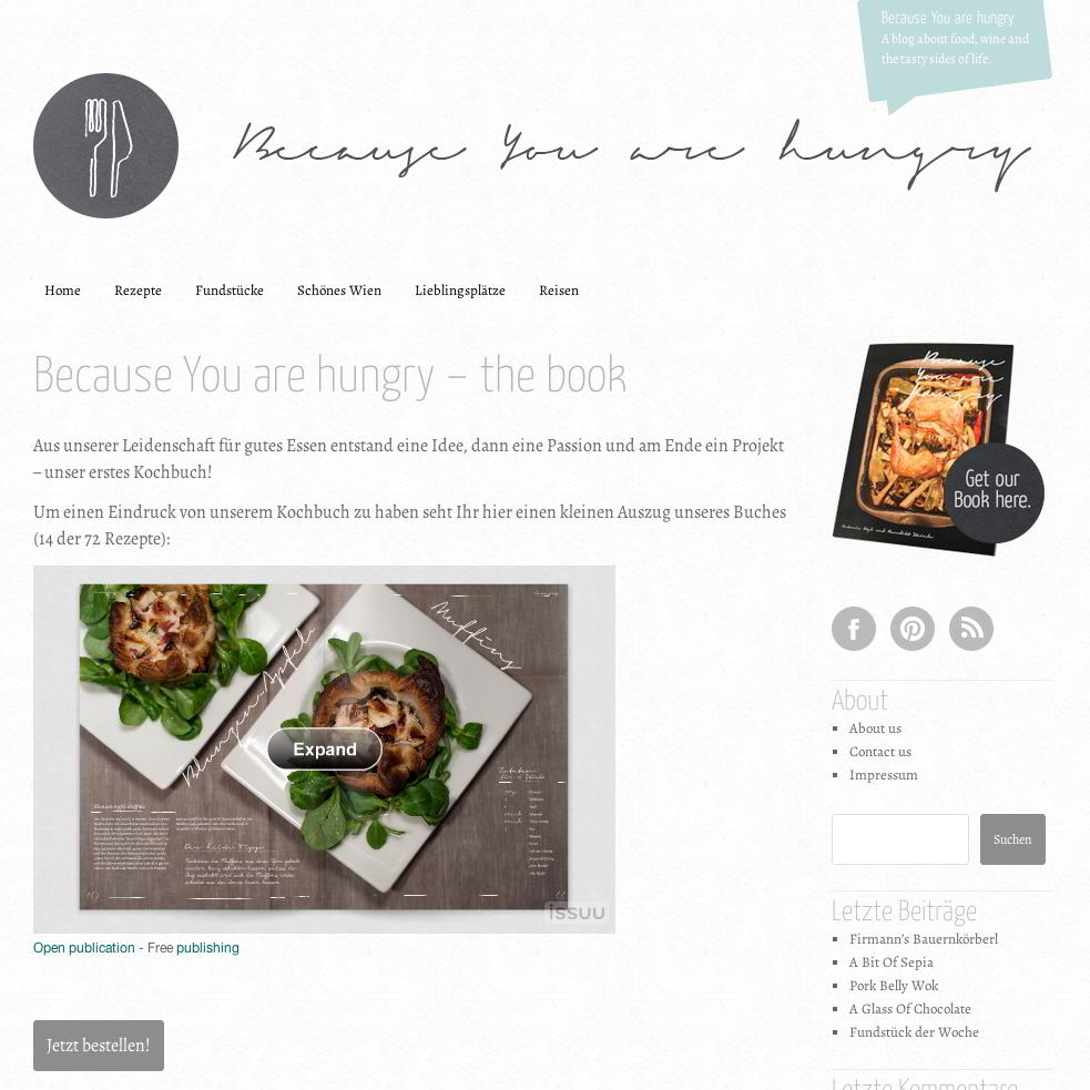 Gasprof24 - Blog des Monats - youarehungry.com - Screenshot 3