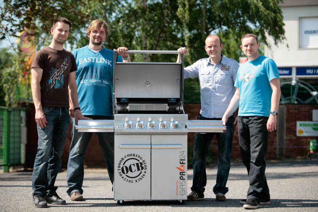 OCB Pitmaster Crew powered by GasProfi24