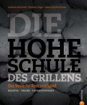 Cover Die hohe Schule des Grillens - Andreas Rummel