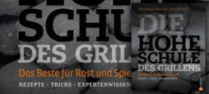 Titelcover Die hohe Schule des Grillens
