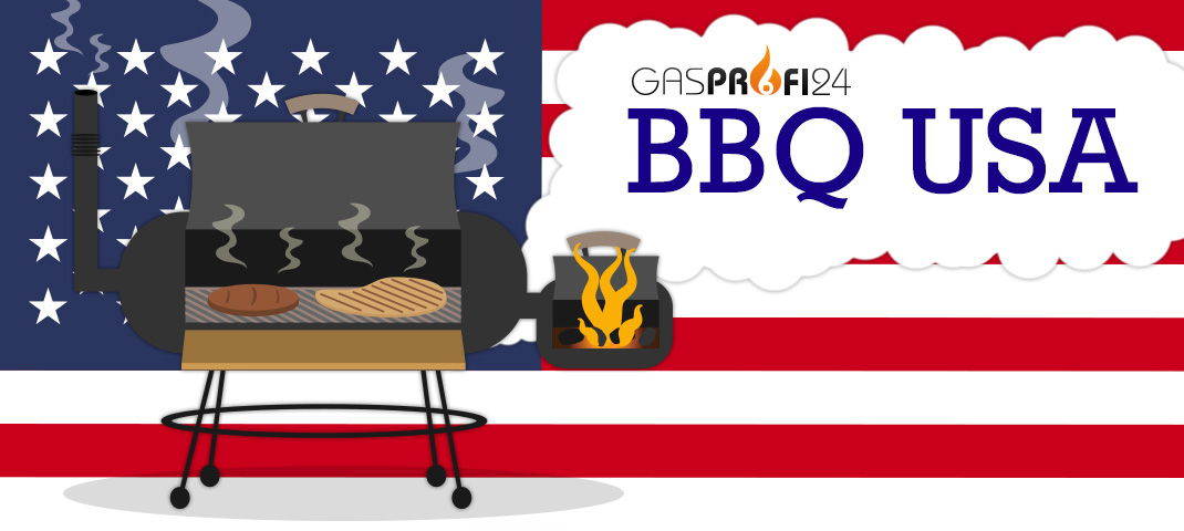 Barbecue in den USA - GasProfi24-Blog