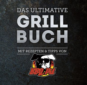 Das ultimative Grillbuch - Cover